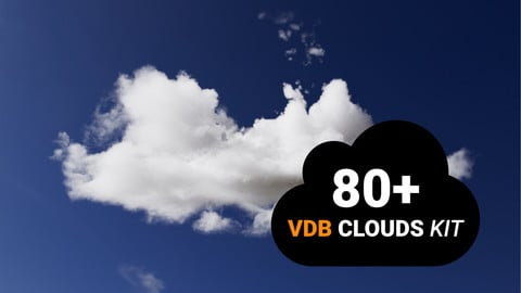 VDB Clouds Kit
