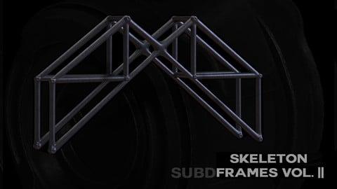 +16 Skeleton frames Vol II SUBD