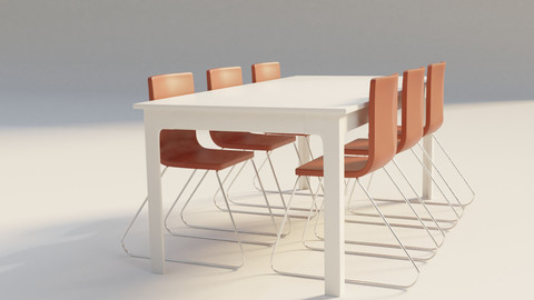 Dinning Table 01