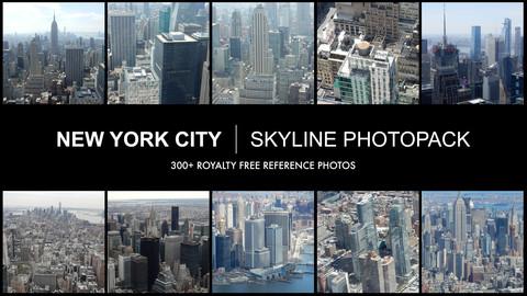 New York City Skyline Photopack