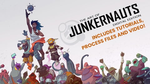 Junkernauts Digital Ebook + Extras!