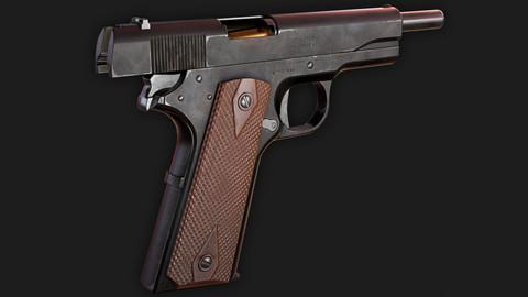M1911 - 2 texture sets