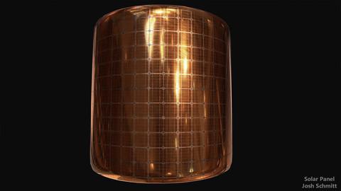Tile-able Solar Panels