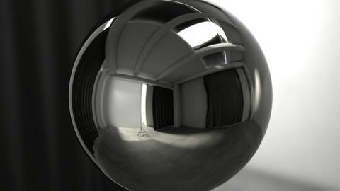 Studio Interior HDRI 360