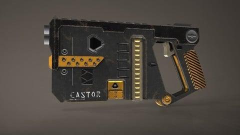 CASTOR Handgun