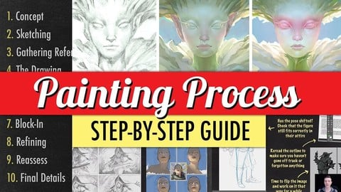 Painting Process: Video Guide & Files