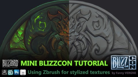 Blizzcon 2016 Texturing Tutorial