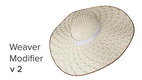 Weaver Modifier 3dsMax