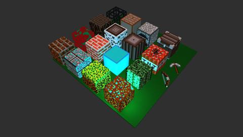 Cube voxel
