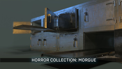 Horror Collection: Morgue