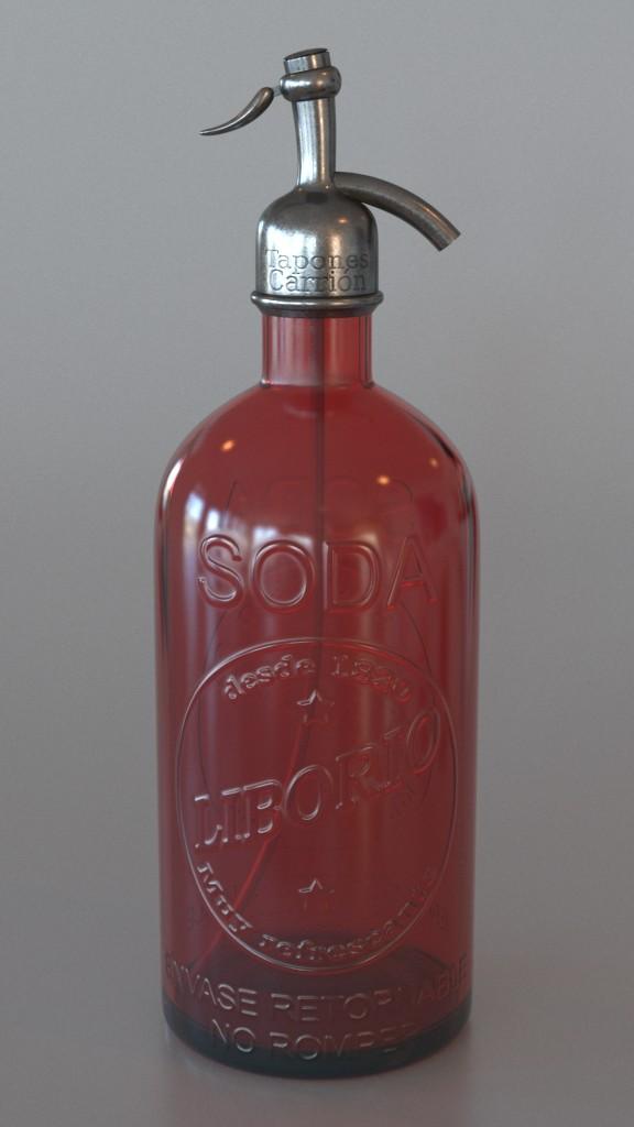 Artstation Vintage Soda Syphon