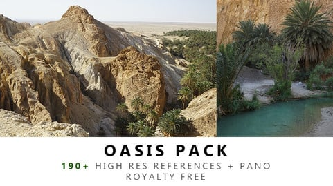 Oasis Texture Pack