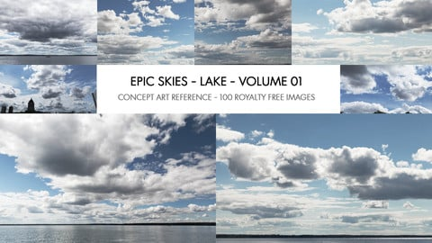 EPIC SKIES - LAKE - VOLUME 01