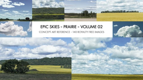 EPIC SKIES - PRAIRIE - VOLUME 02
