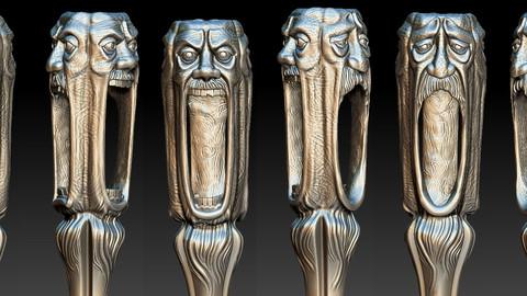 Wabbajack, Skyrim - 3D Printable Files