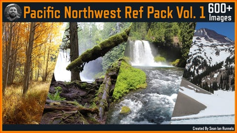 Pacific Northwest Ref Pack Vol. 1