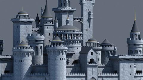 Fantasy Castle 03
