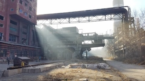 Beijing Shougang Iron and Steel Works