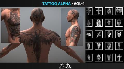 Tattoo Alpha