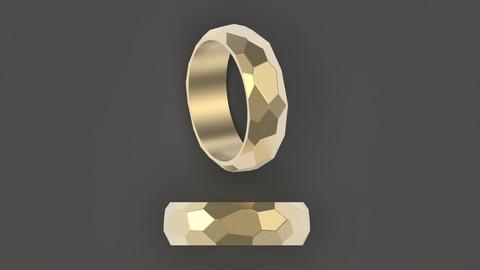 Jewelry rock ring