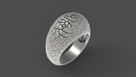 Jewelry egg ring