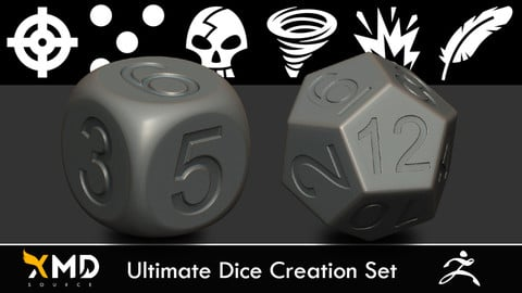 The Ultimate Dice Creation Set