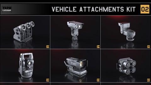 Vehicle Attachments kit - 2