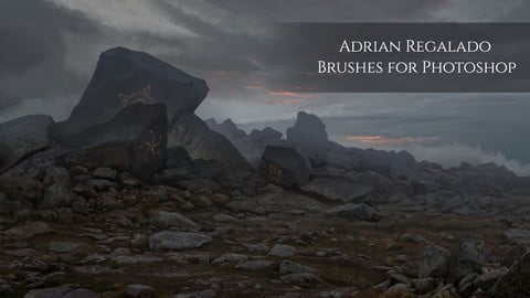 Adrian Regalado Brushes