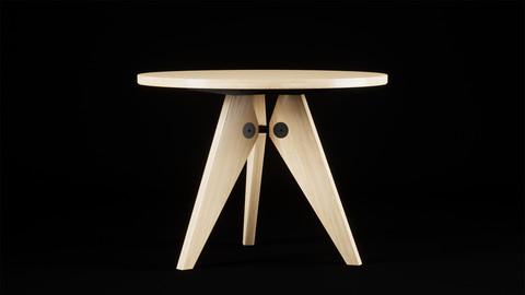 [UE4] Round table model