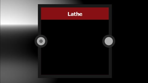 Lathe Substance Node
