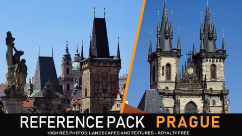 Reference Pack Prague