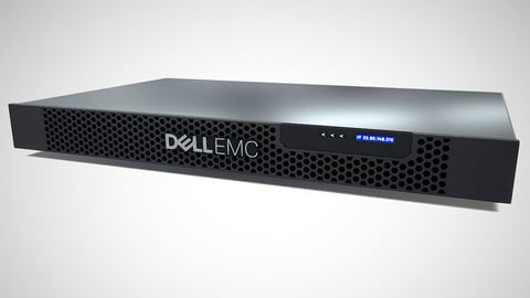 Dell EMC - emcPowerEdge XR2 Rugged Server