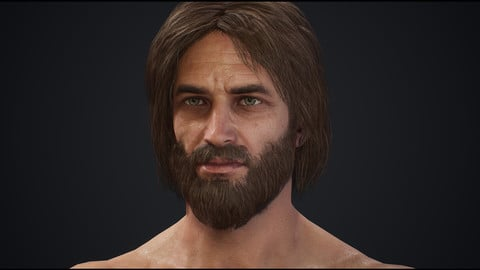 Character Customization: Male (UE4)