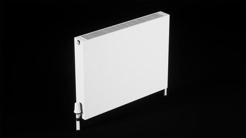 [UE4] Radiator model