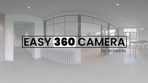 UE4 Easy 360 Camera