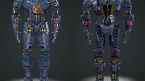 Pacific Rim:Gipsy Danger