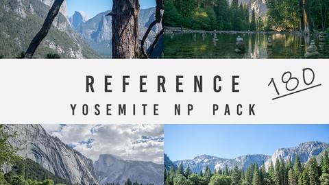 Reference: Yosemite National Park pack 180