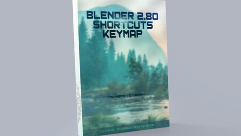 Blender 2.80 Shortcuts Keymap