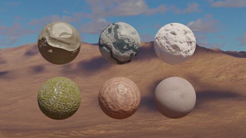 PBR Ground Textures