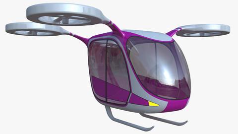 Passenger drone generic