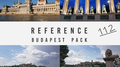 Reference: Budapest Pack 112