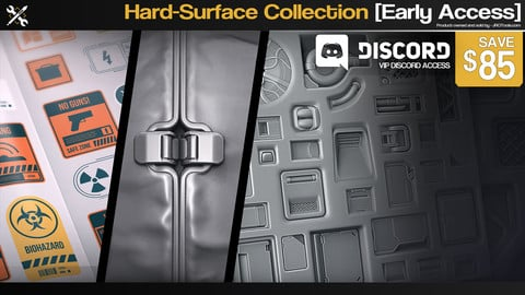 Hard-Surface Collection [Early Access]