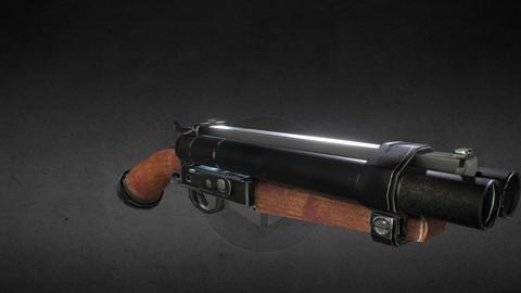 Shotgun (game ready)