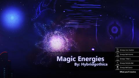 Magic Energies.