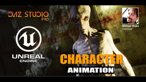 Introduction To Character Animation In Unreal Engine 4