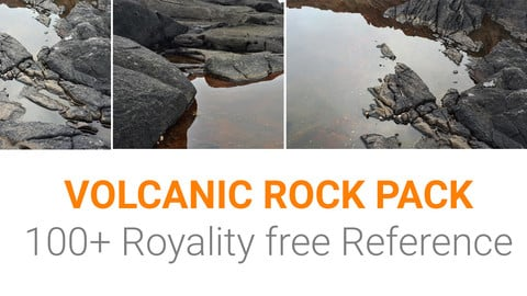 VOLCANIC ROCK PACK