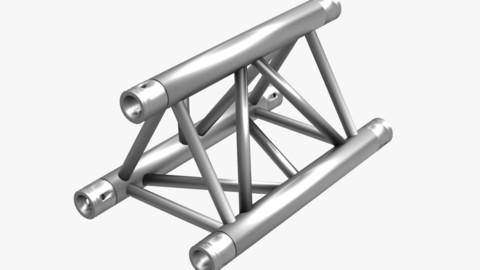 Triangular Truss Straight Segment 71