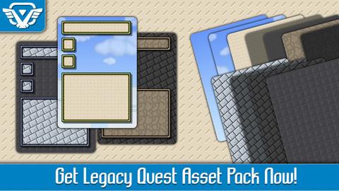 Legacy Quest Asset Pack