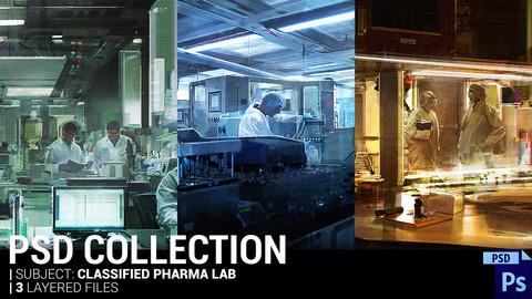 PSD Collection | Classified Pharma Lab