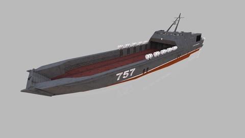 Dyugon Class Landing Ship
